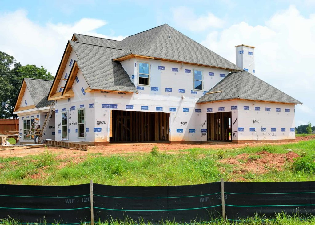 fha construction loan new home construction