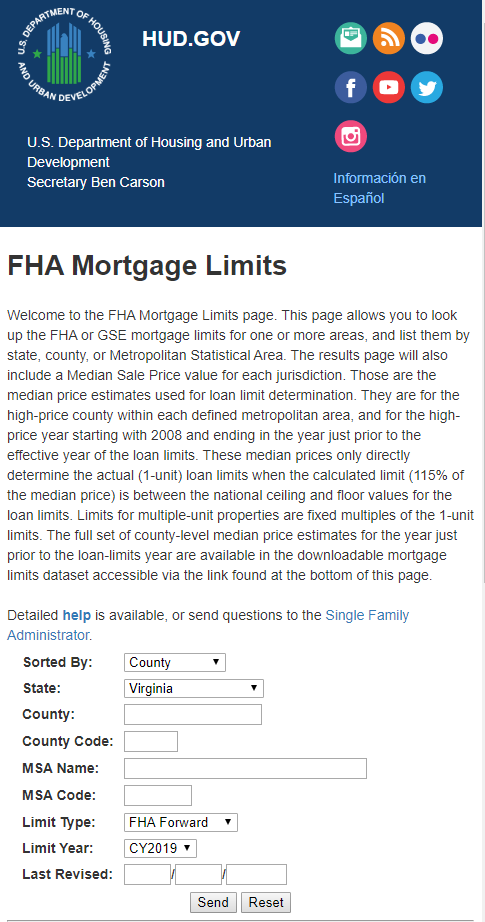 hud-fha-loan-limits-2020